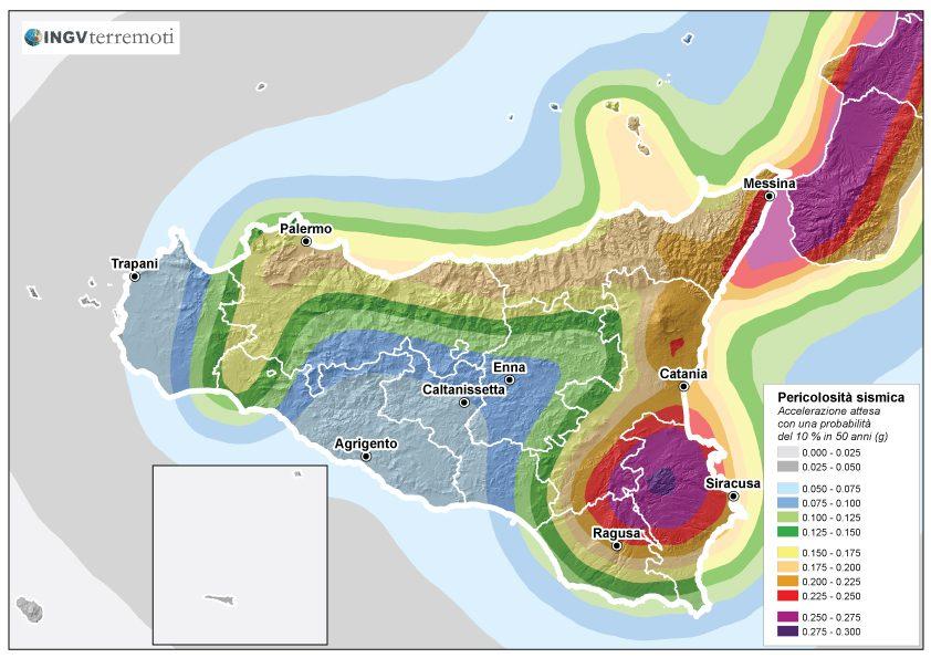 I rischi di un grande terremoto a Catania