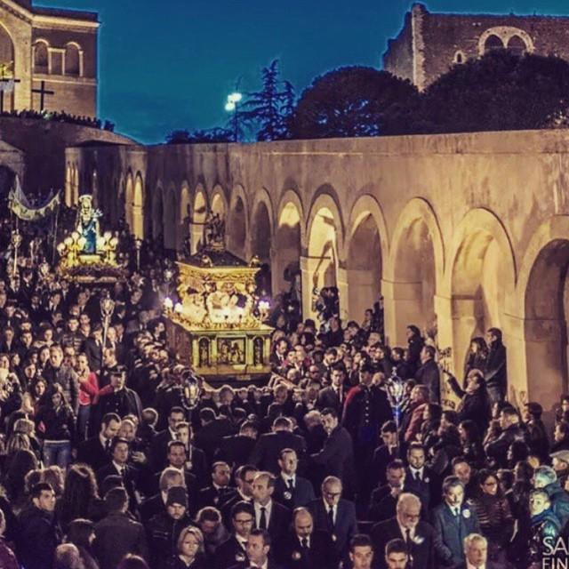Venerdì Santo: la Processione a Paternò