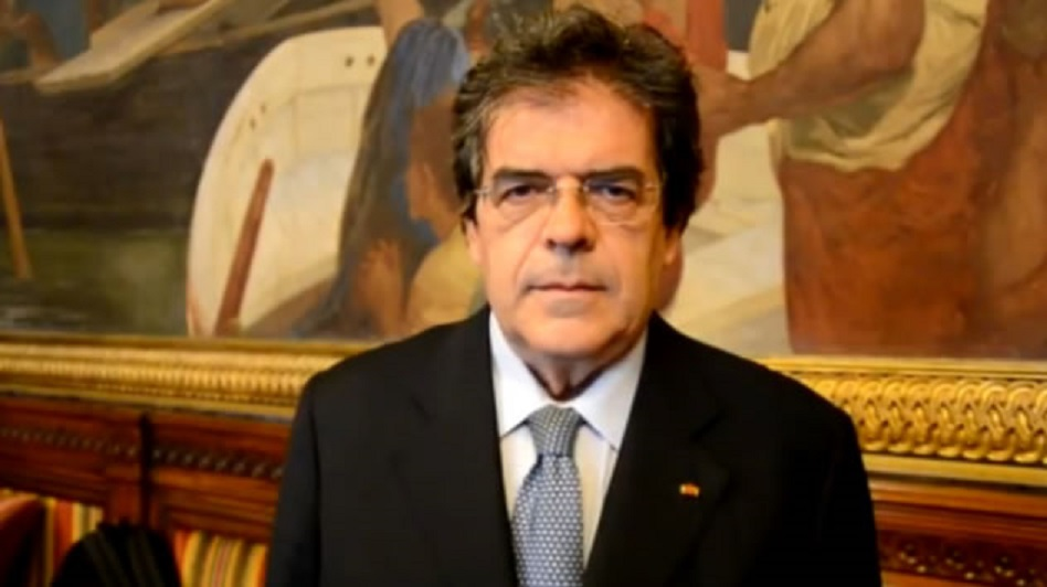 ARRESTO ADOLFO MESSINA: INTERVIENE IL SINDACO BIANCO