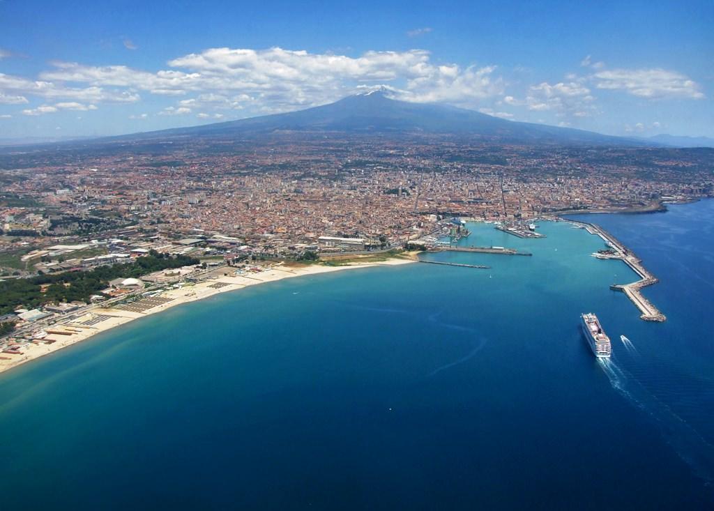 Catania la 2° città europea per andare in vacanza