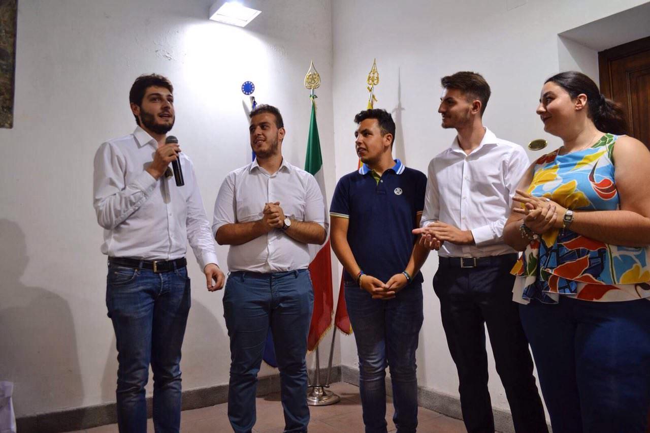 Fiorenza: segretario dei GD di Paternò