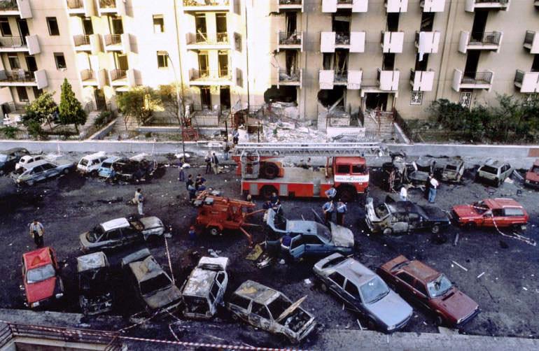 25 anni dalla strage di via D'Amelio