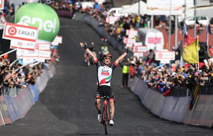 Nel 2018 il Giro d'Italia passerà da Paternò