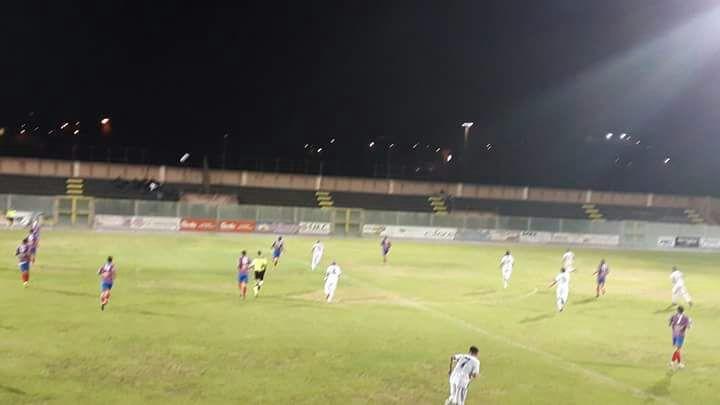 PATERNÒ SCORDIA 0-0 TRA I FISCHI