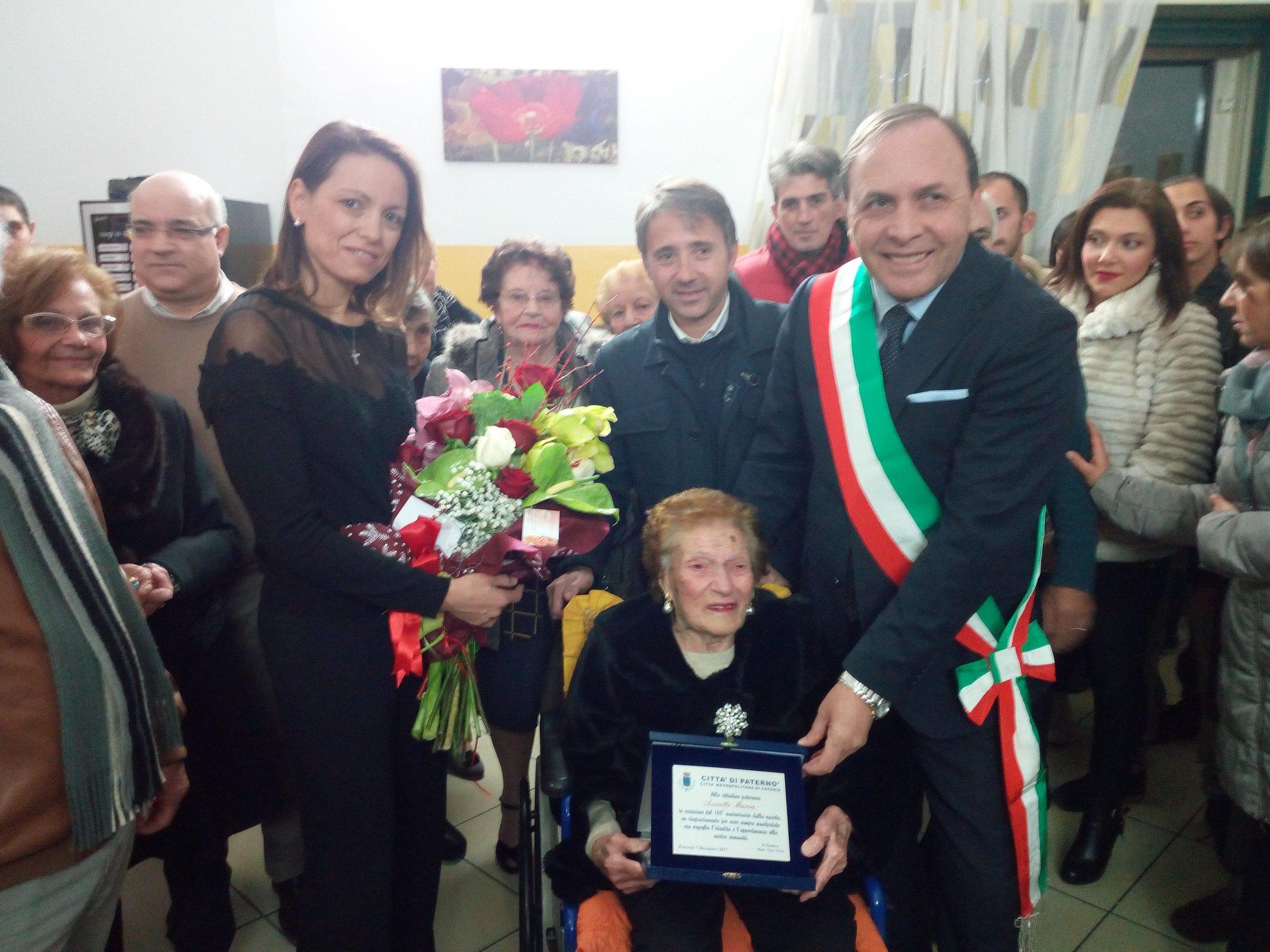 Nonna Maria compie 100 anni!