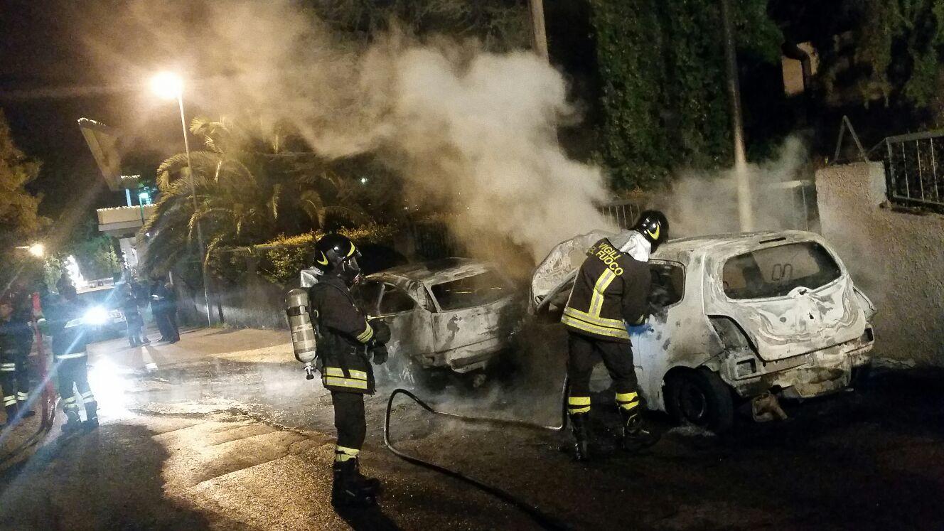 Nicolosi: Incendio auto. Si tratta di dolo.