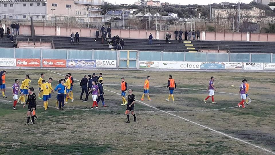IL GIARRE PASSA A PATERNO' 0-1