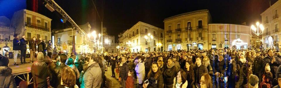 Alle 16,30 l'inizio della sfilata per il Carnevale di Paternò