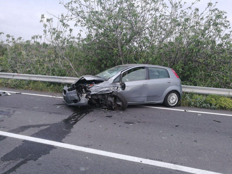 Nuovo incidente sulla Ss 284