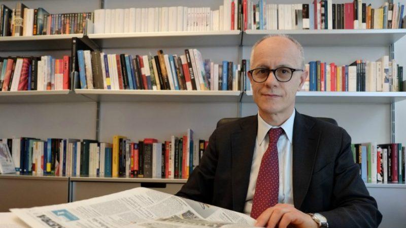 Il Direttore del Corriere della Sera domani a Paternò