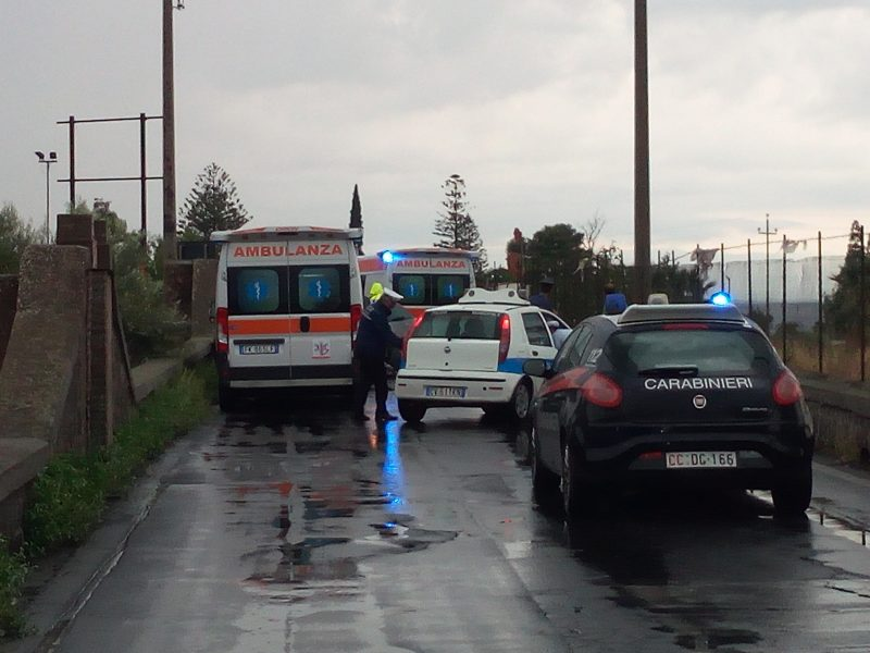 Incidente mortale a Tre fontane