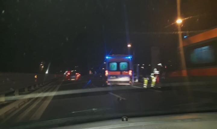 Tragedia a Belpasso sulla SS 121. Muore tedesco di 55 anni