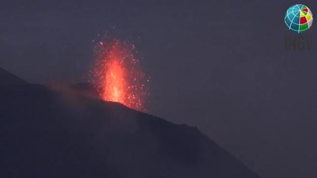 Etna, di nuovo in eruzione il cratere di Sud-Est