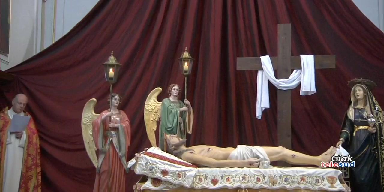 Messa venerdì Santo Paternò