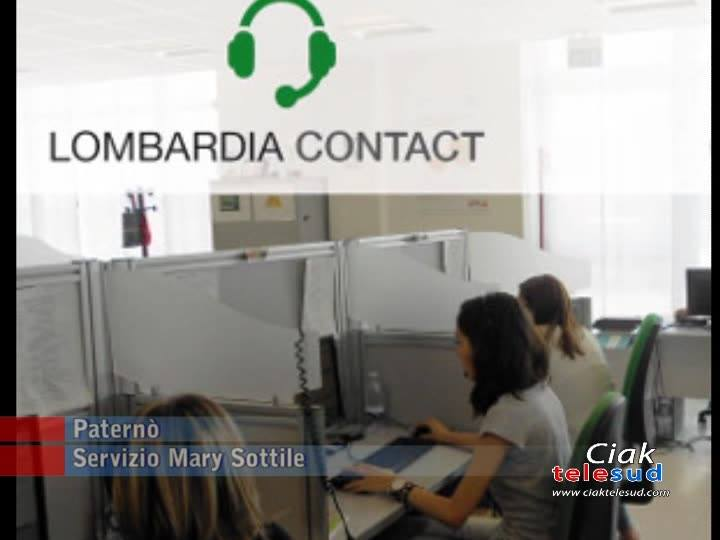 "SANIFICATO IL CALL CENTER ""LOMBARDIA CONTACT"""