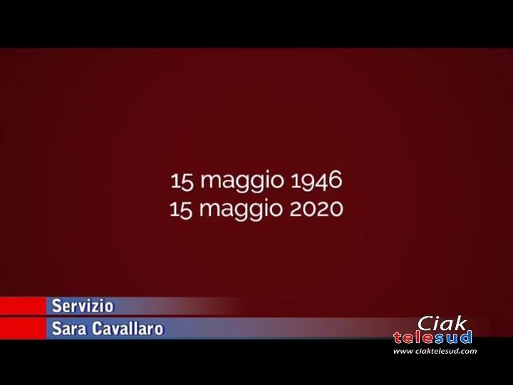 74° ANNIVERSARIO DELL'AUTONOMIA SICILIANA