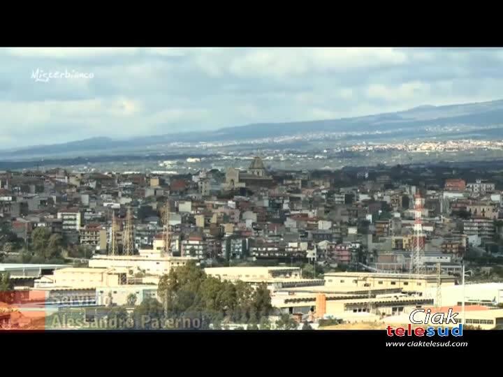 MISTERBIANCO: ARRESTATO PER MALTRATTAMENTI IN FAMIGLIA