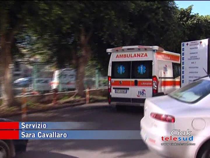 """AMBULANZA E VIGILANZA AL """"SS. SALVATORE"""""""
