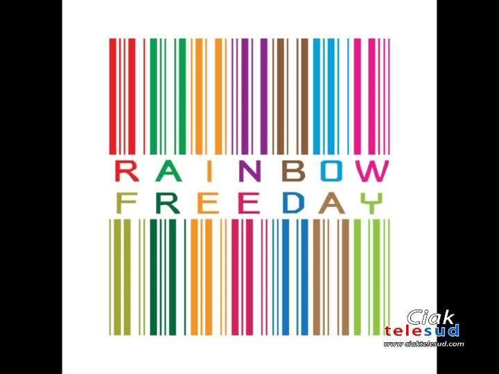 """RAINBOW FREE DAY"""