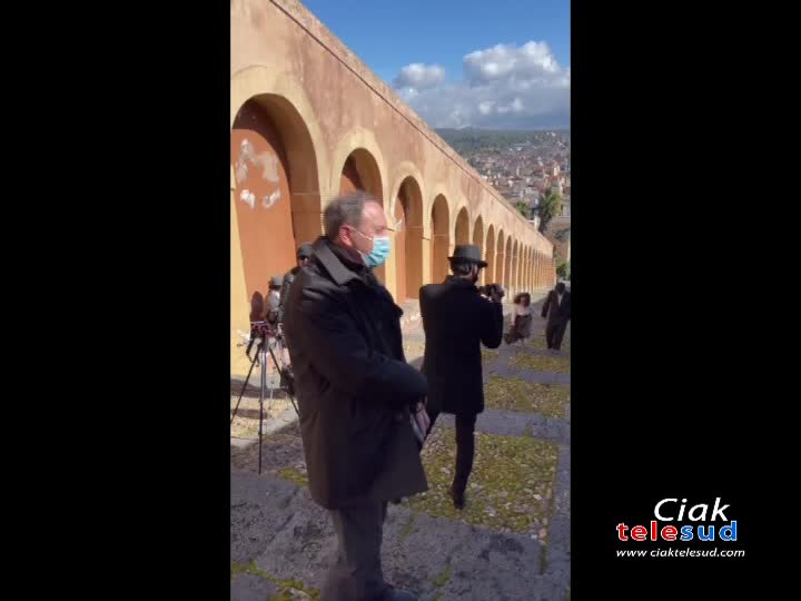 """LA LUNA BUGIARDA"": ALCUNE SCENE GIRATE A PATERNÓ"
