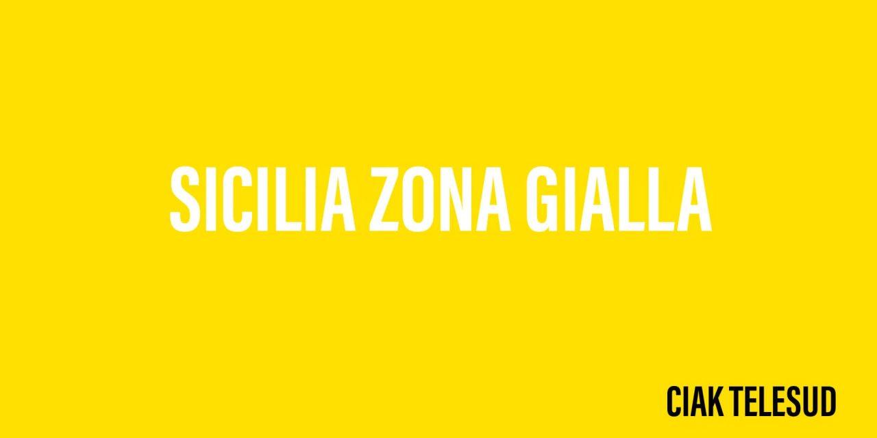 CORONAVIRUS: LA SICILIA RESTA IN ZONA GIALLA