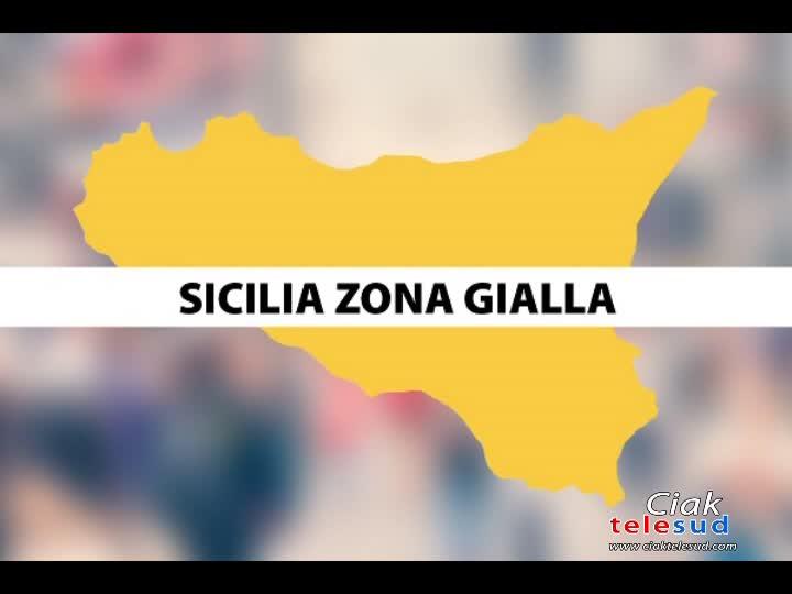 """SICILIA """"ZONA GIALLA"""", MA IN 12 COMUNI SCUOLE CHIUSE"""