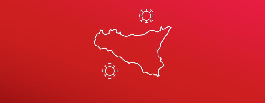 SICILIA: DA DOMANI 3 NUOVE ZONE ROSSE, TRA CUI 2 IN PROVINCIA DI CATANIA