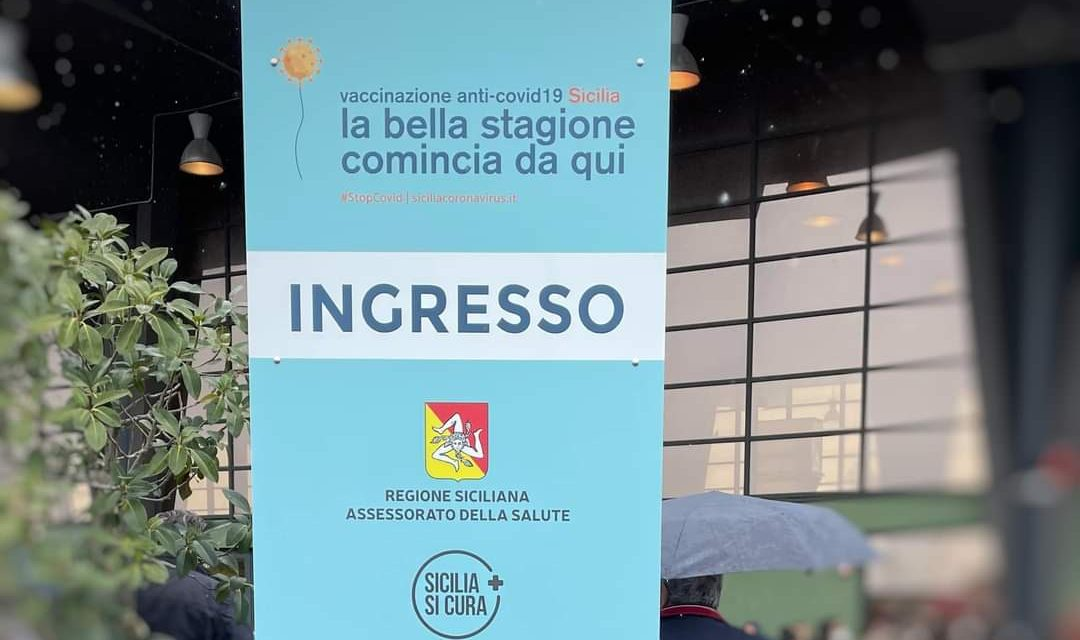 CORONAVIRUS: ASTRAZENECA, IN SICILIA CON OPEN WEEKEND IL QUADRUPLO DELLE DOSI