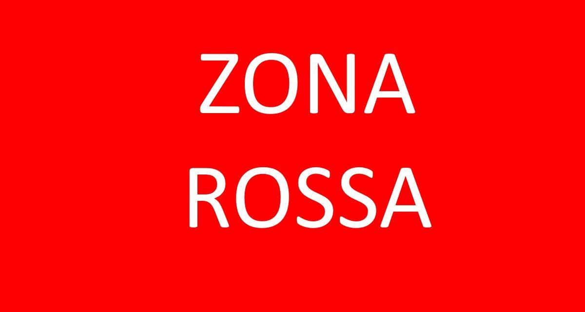 SICILIA: SETTE NUOVE ZONE ROSSE IN CINQUE PROVINCE DELL'ISOLA