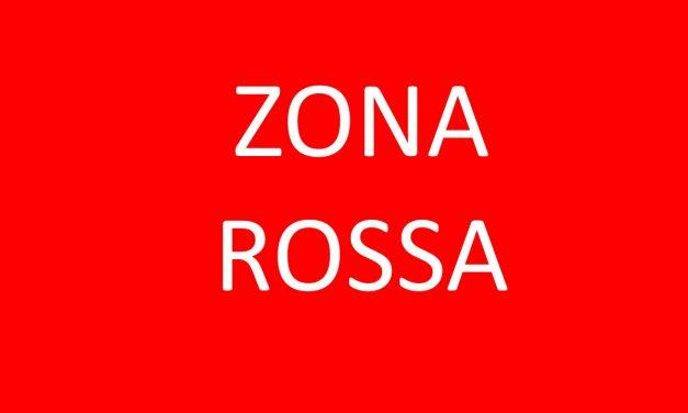 SICILIA: ISTITUITE 2 NUOVE ZONE ROSSE E 7 PROROGHE