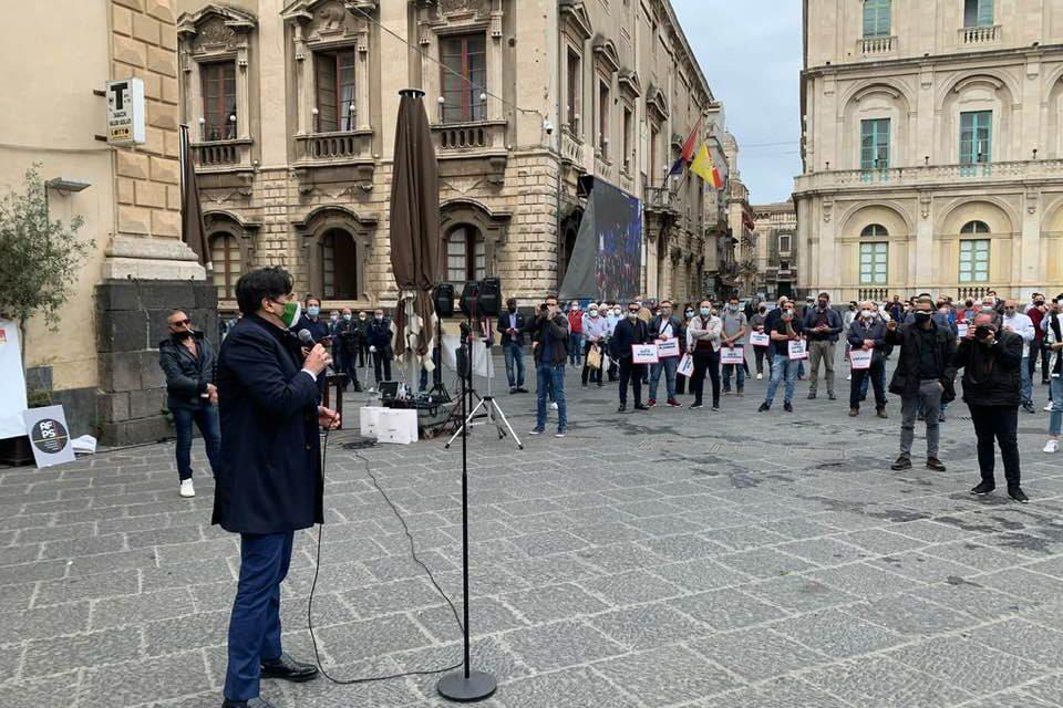 WEDDING ED EVENTI: OGGI PROTESTA IN PIAZZA UNIVERSITÀ, ANCORA NESSUN PIANO