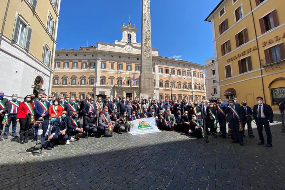 SICILIA: RICONOSCIMENTO ZONE FRANCHE MONTANE, RAGALNA E MALETTO A ROMA