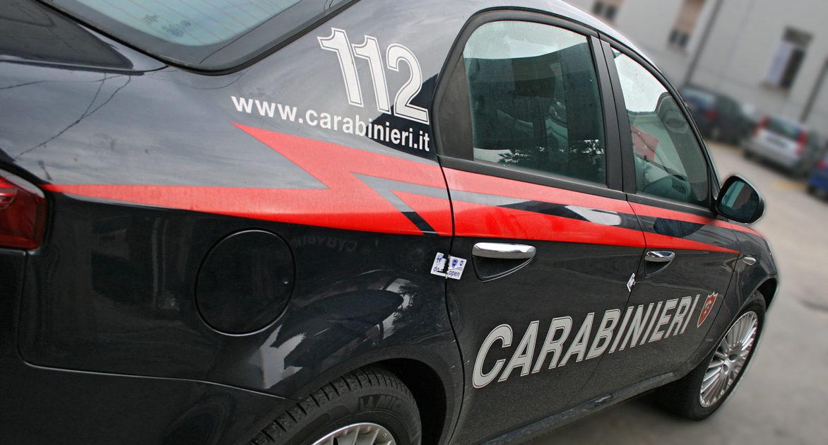 BELPASSO: NASCONDEVA DROGA NELL'ARMADIO, ARRESTATO 53ENNE