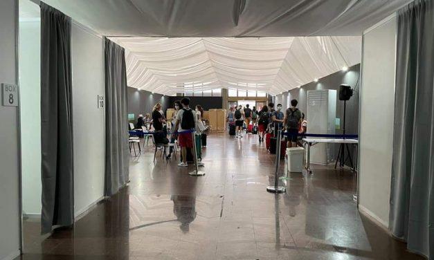 CATANIA AEROPORTO:POTENZIATO IL SERVIZIO CONTROLLI DELL'AREA TAMPONI