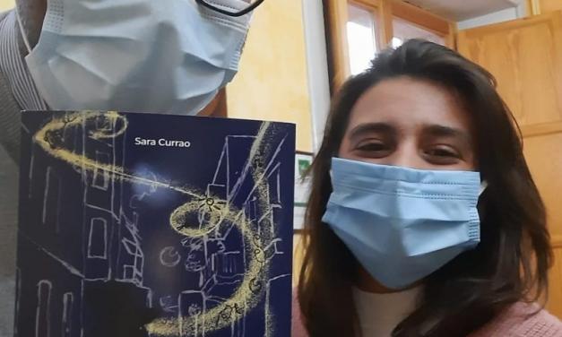 SARA CURRAO, 17ENNE BIANCAVILLESE AMANTE DELLE ARTI E PREMIATA PER IL SUO LIBRO