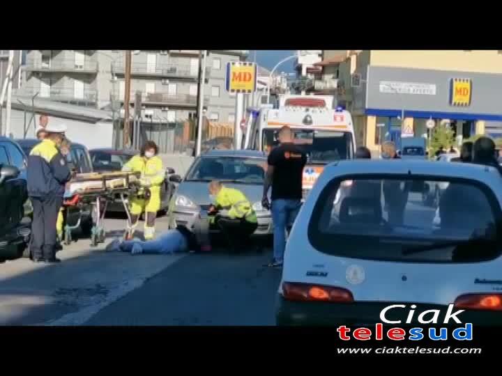 incidente su via balatelle